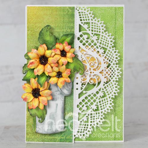 Birthday Sunflowers