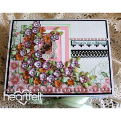Blooming Branch Flip Fold Album