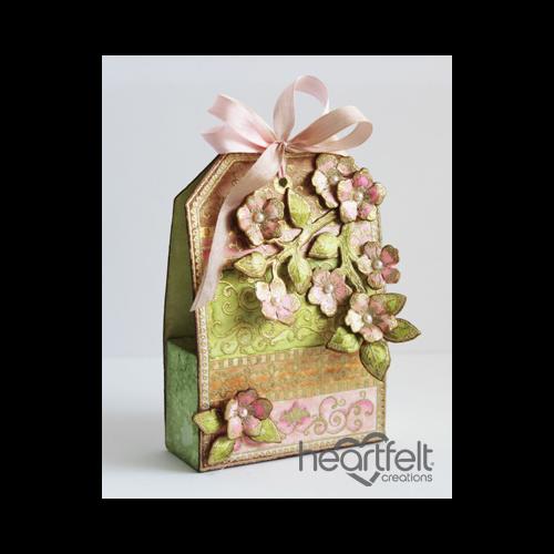 Blooming Tag Gift Box