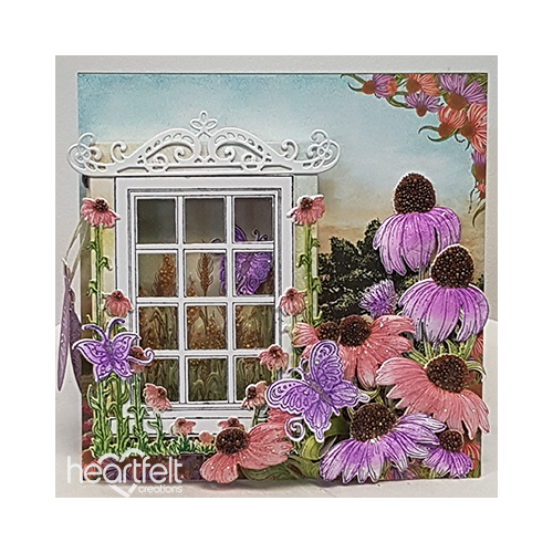 Blossoming Picture Window