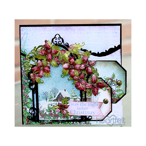 Botanic Christmas Shaker