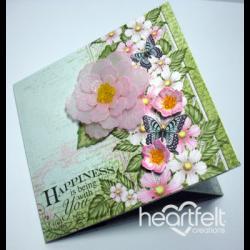 Butterfly Flip Fold Mini Album