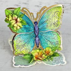 Butterfly Easel