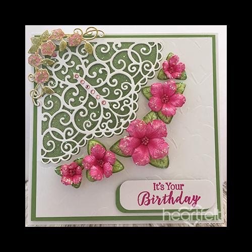 Butterfly Corner Birthday