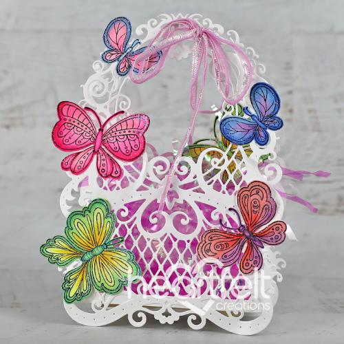 Butterfly Basket