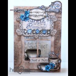 Cafe Window Card