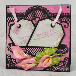 Calla Lily Pocket Card