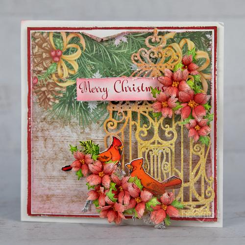 Cardinal Christmas Wishes