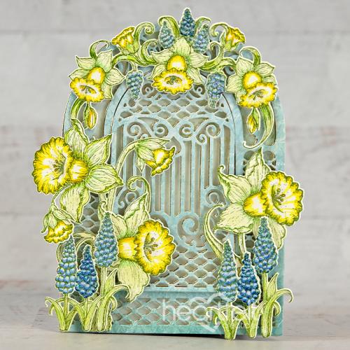 Cascading Daffodil