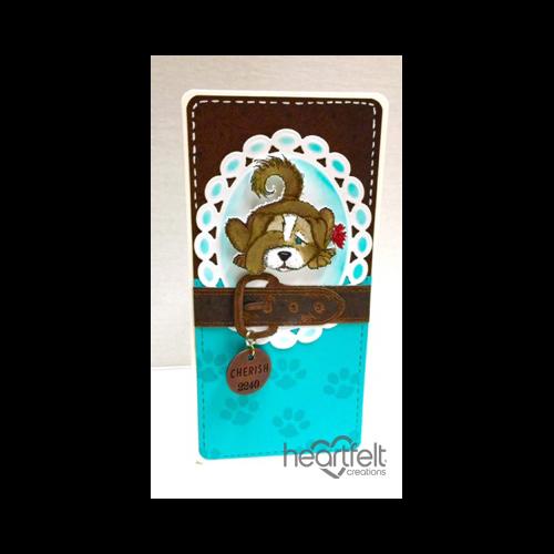 Cherished Pooch Tall Card