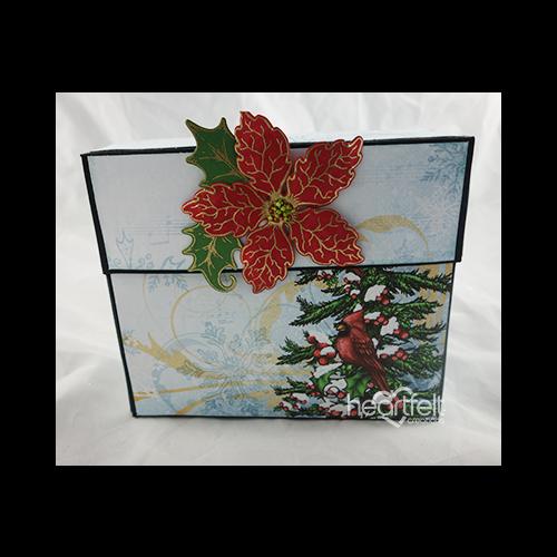 Christmas Stationary Box