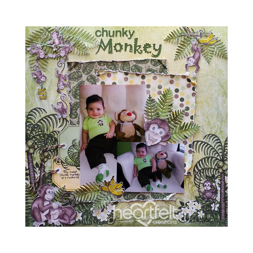 Chunky Monkey Layout