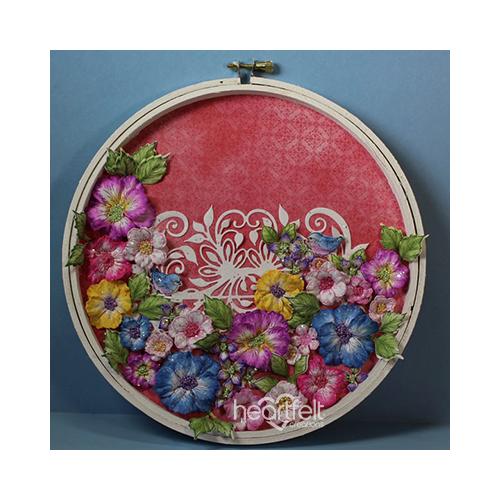Circling Blossoms