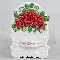 Classic Christmas Roses