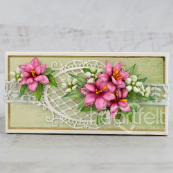 Clematis Floral Gift Box