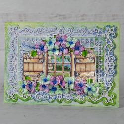 Cottage Hydrangeas