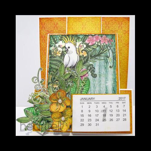 Cockatoo Calendar