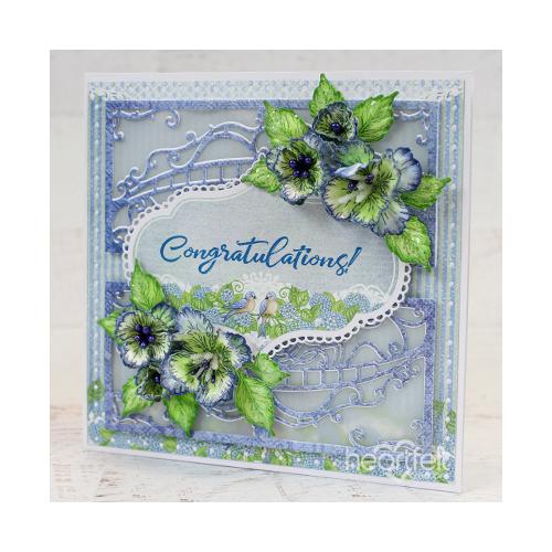 Congratulating Blossoms