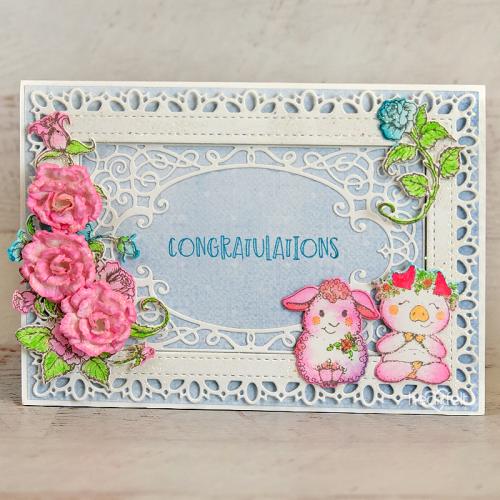 Congratulations - New Baby