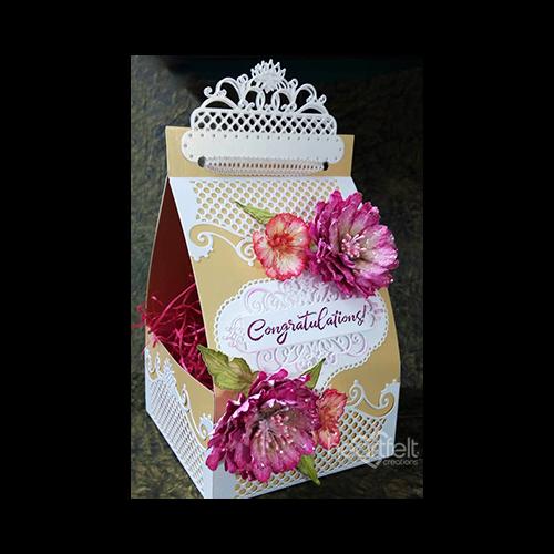 Congratulatory Gift Box