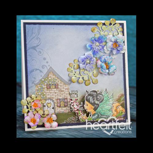Cottage Fairy Wishing