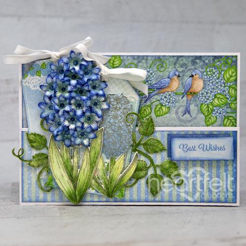 Cottage Garden Hyacinths