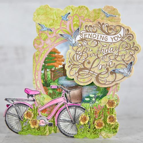 Countryside Birthday Bike Ride