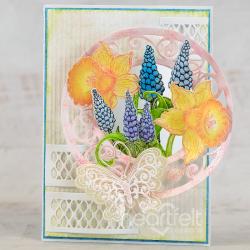 Daffodil Teardrops