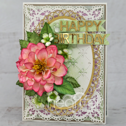 Dazzling Birthday Blooms