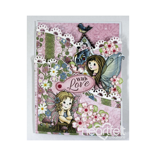 Darlings With Love Foldout