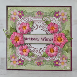 Decorative Birthday Wishes