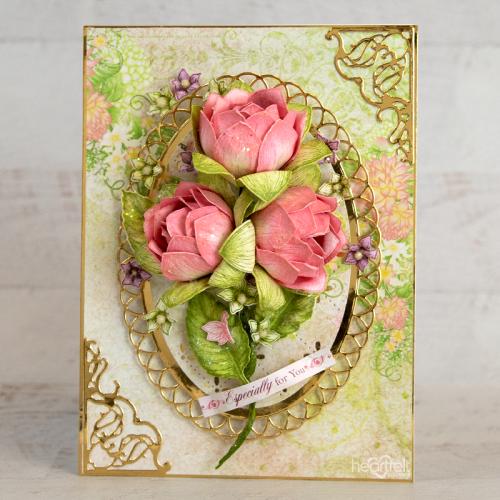 Delicate Dahlia Bouquet