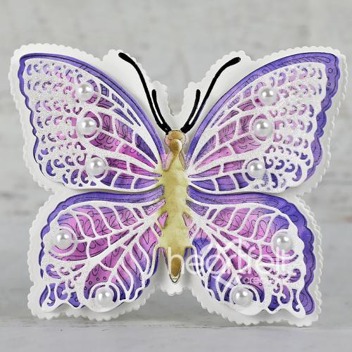 Delicate Purple Giant