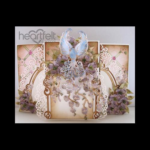 Dogwood Blooms Panel Card