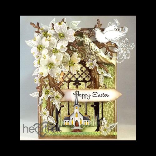 Easter Dogwood Chapel