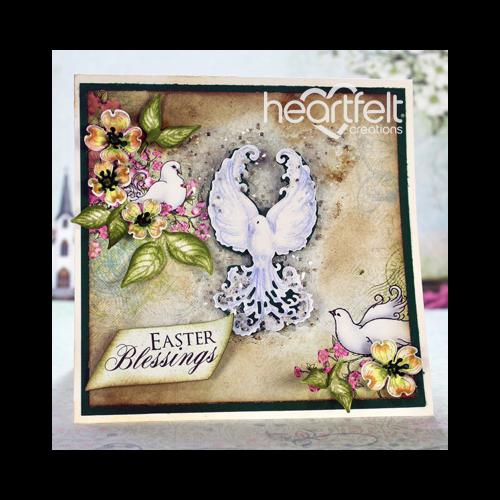 Easter Dove Blessings