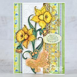 Elaborate Daffodils