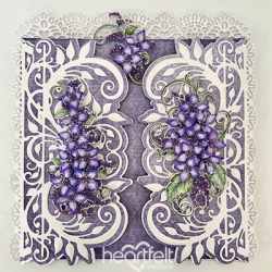 Elegant Lilac Gatefold