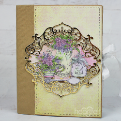 Elegant Tea Time Journal