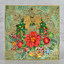 Elegant Christmas Centerpiece