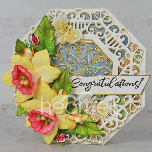 Elegant Daffodils