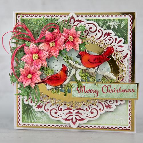 Elegant Pocket Cardinals