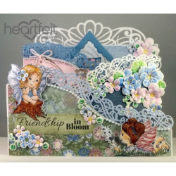 Fairy Friendship Foldout Card