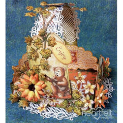 Fall Beary Basket
