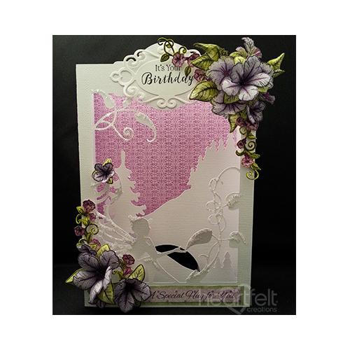 Fairy Diorama card