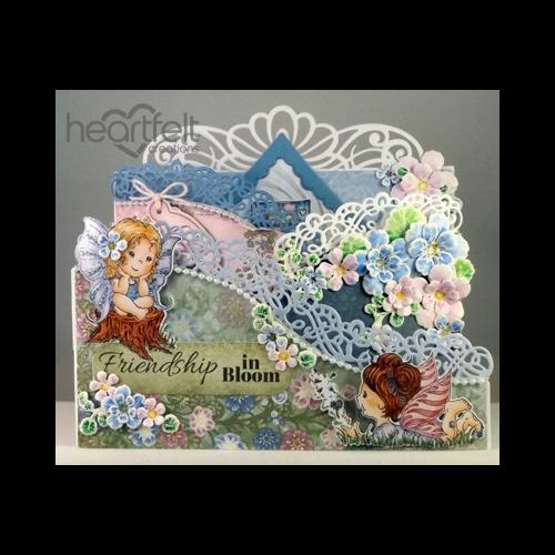 Fairy Friendship Foldout Card
