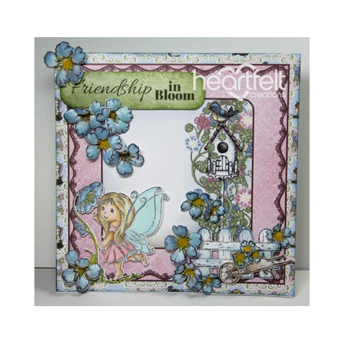 Fairy Friendship In Bloom