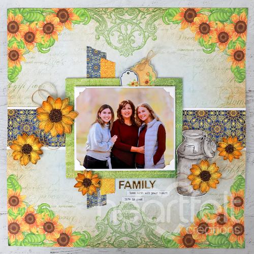 Fall Family Layout