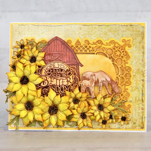 Feel Better Sunflowers