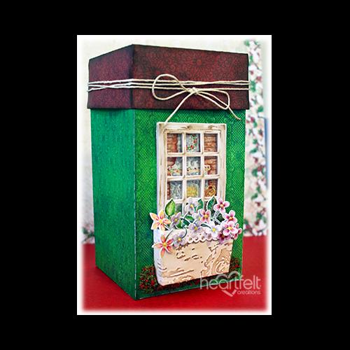 Festive Holly Box